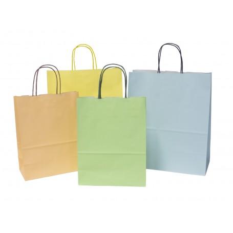 Shopper di Carta Pastello - Non personalizzato