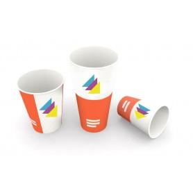 Biccheri di carta per Bevande fredde