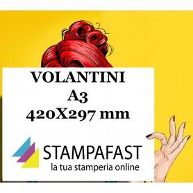 Volantini A3