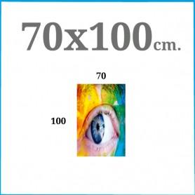Manifesti 70 x 100 cm - Affissioni- Blueback