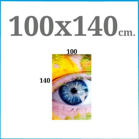 Manifesti 100x140 cm. BlueBack