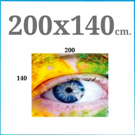Manifesti 200x140 cm BlueBack
