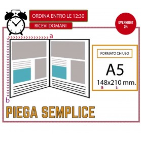 Piega Semplice Overnight 24