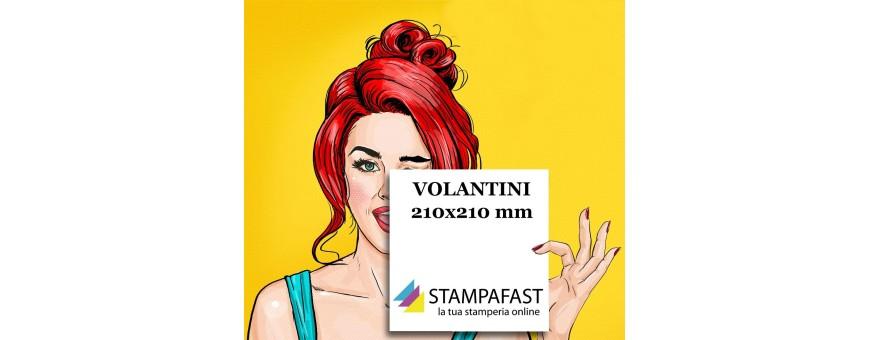 Volantino 210x210