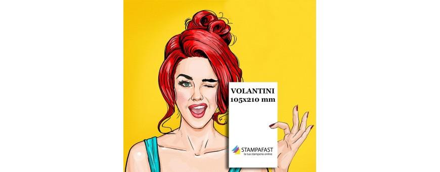 Volantino DinLungo (105x210)