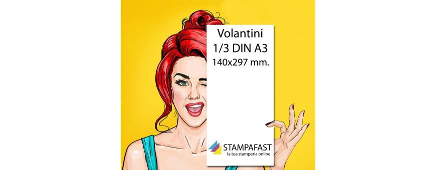 Volantini 140x297