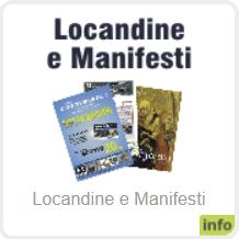 Locandine e Manifesti