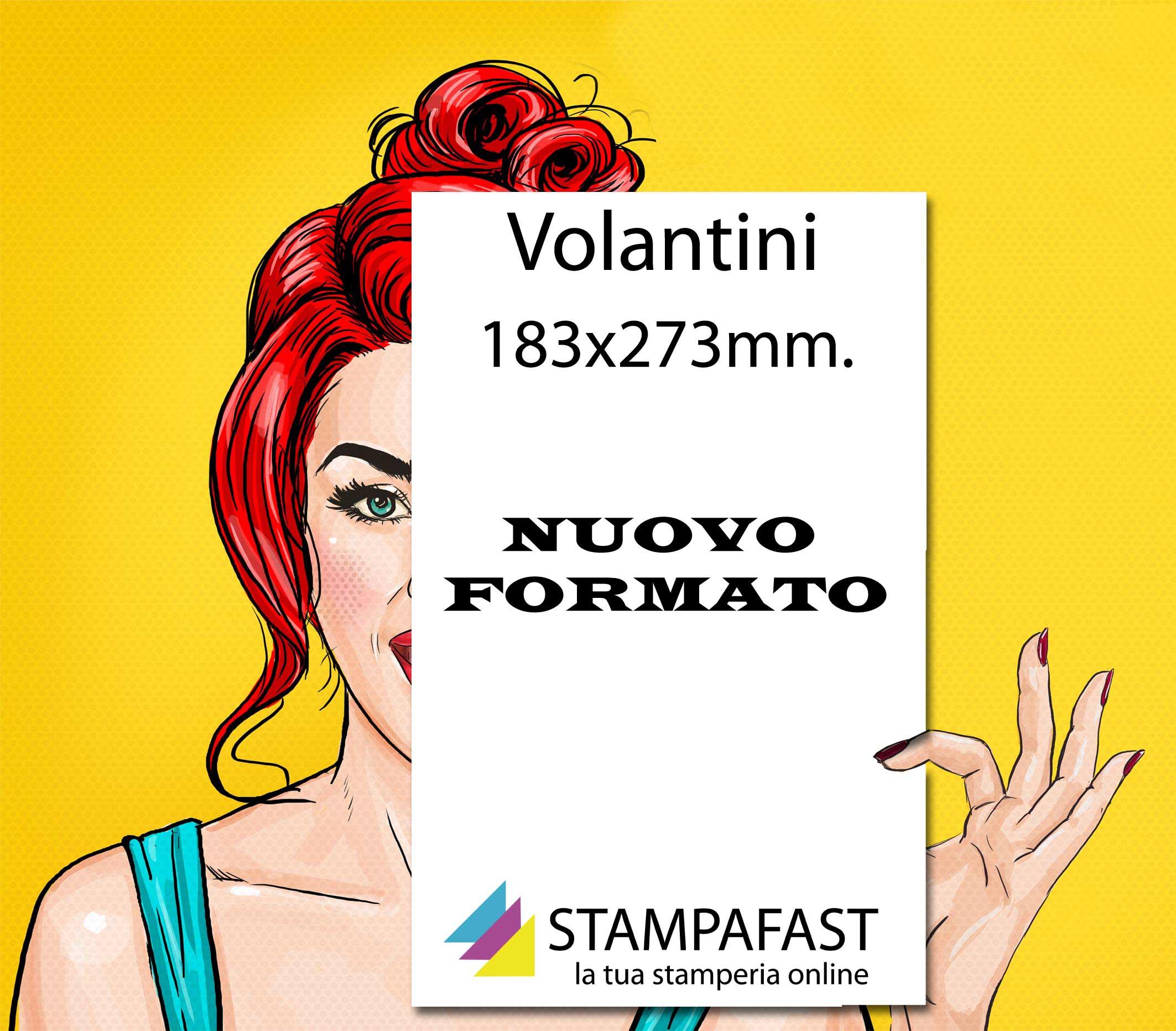 Volantini 183x273