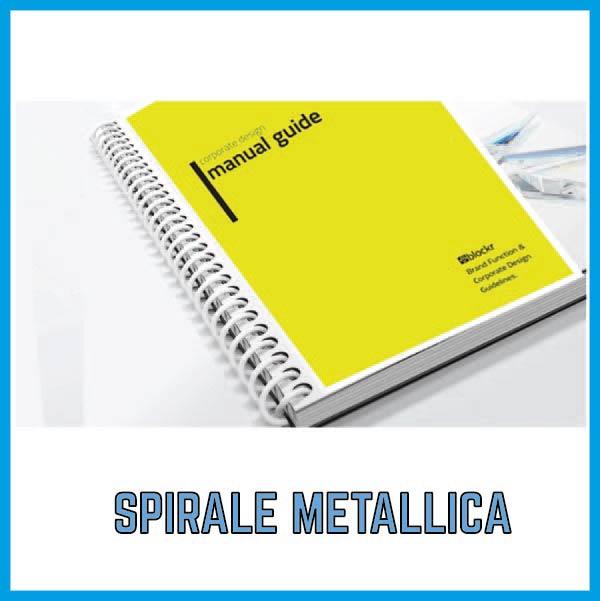 Spirale Metallica