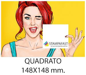 Volantini Quadrato