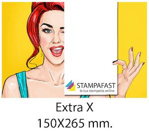 Volantini 105x210