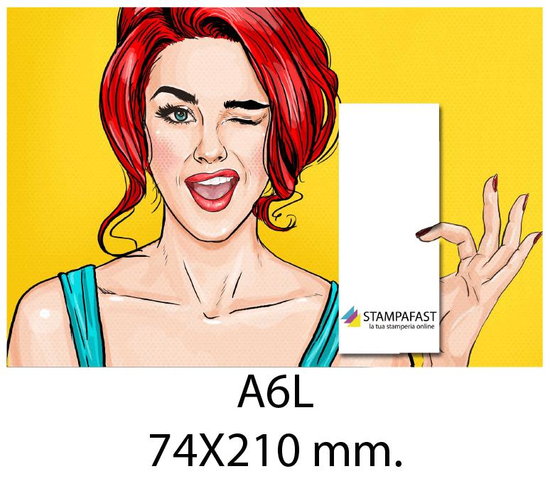 Volantini A6L