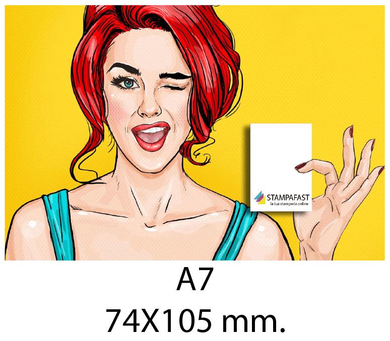 Volantini A7