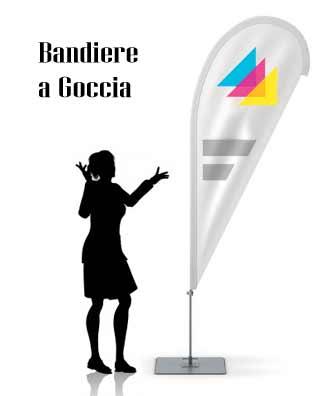 BANDIERE A GOCCIA