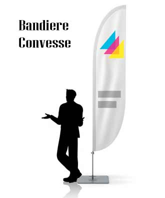 BANDIERE CONVESSE