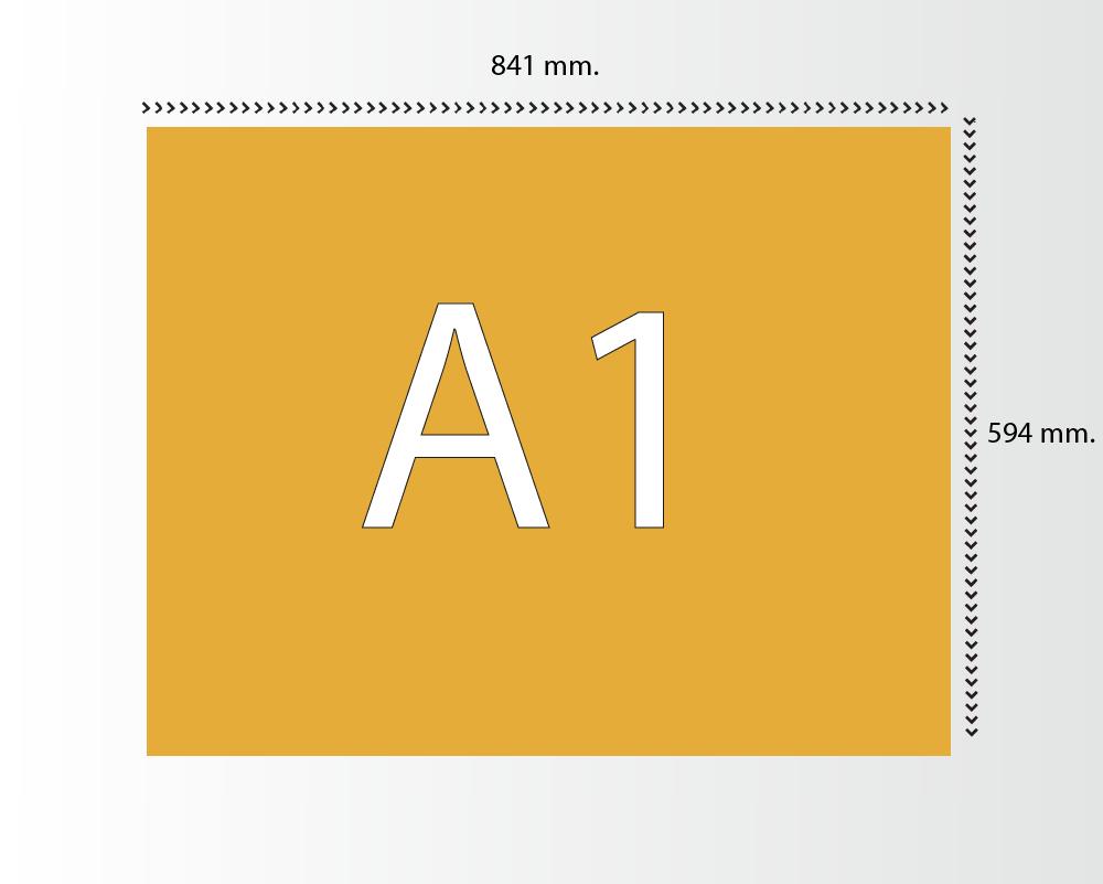 A1 ORIZZONTALE
