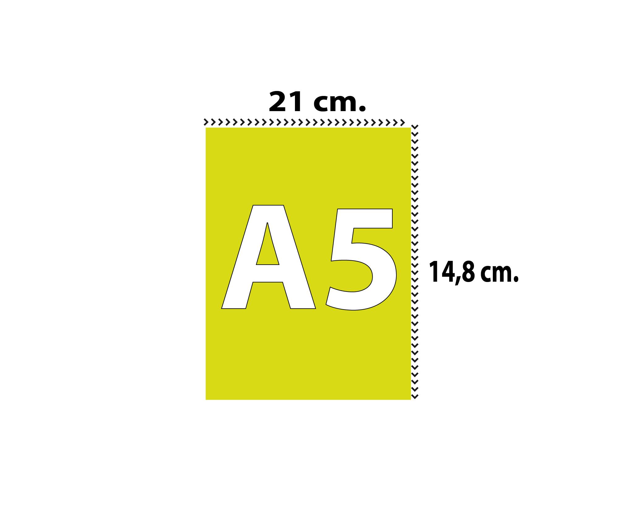 A5 VERTICALE
