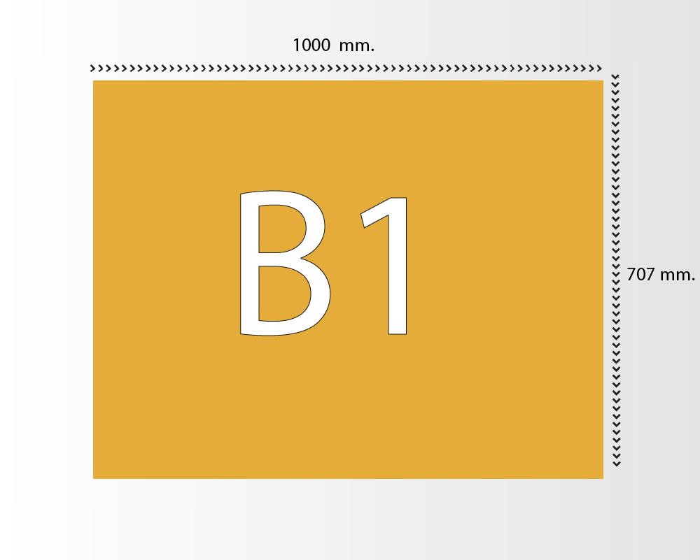 B1 ORIZZONTALE