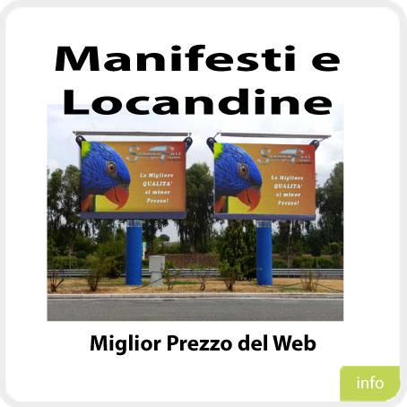 Manifesti e Locandine
