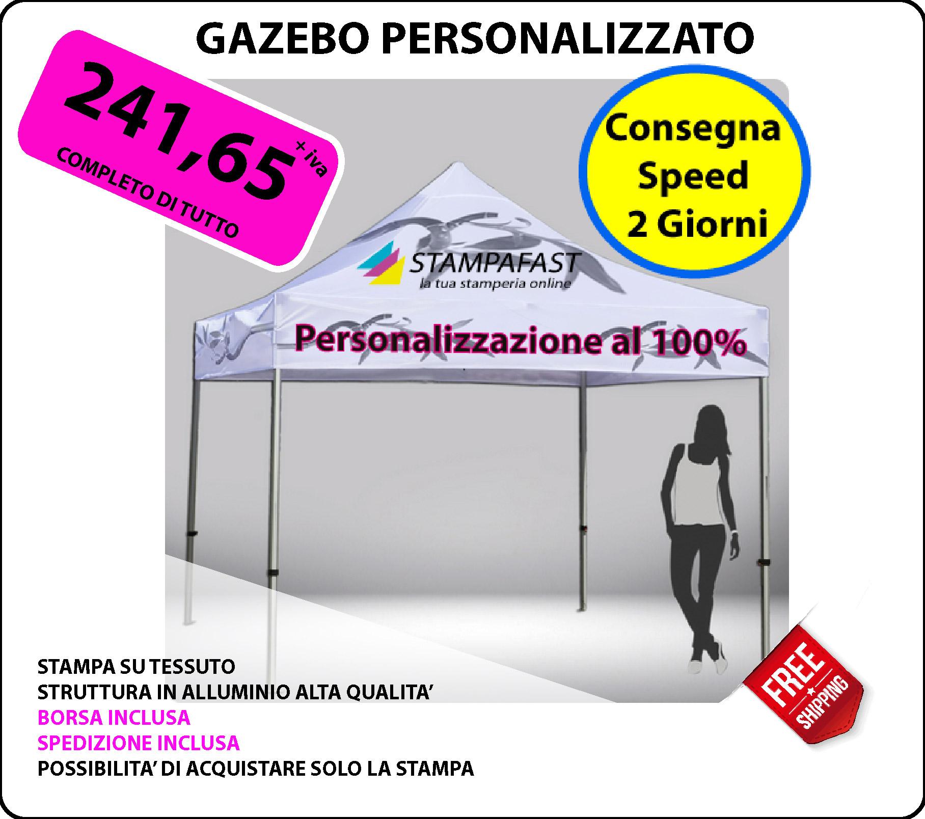 Gazebo Personalizzato