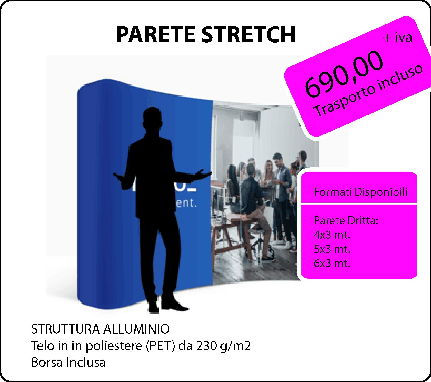 Parete Stretch
