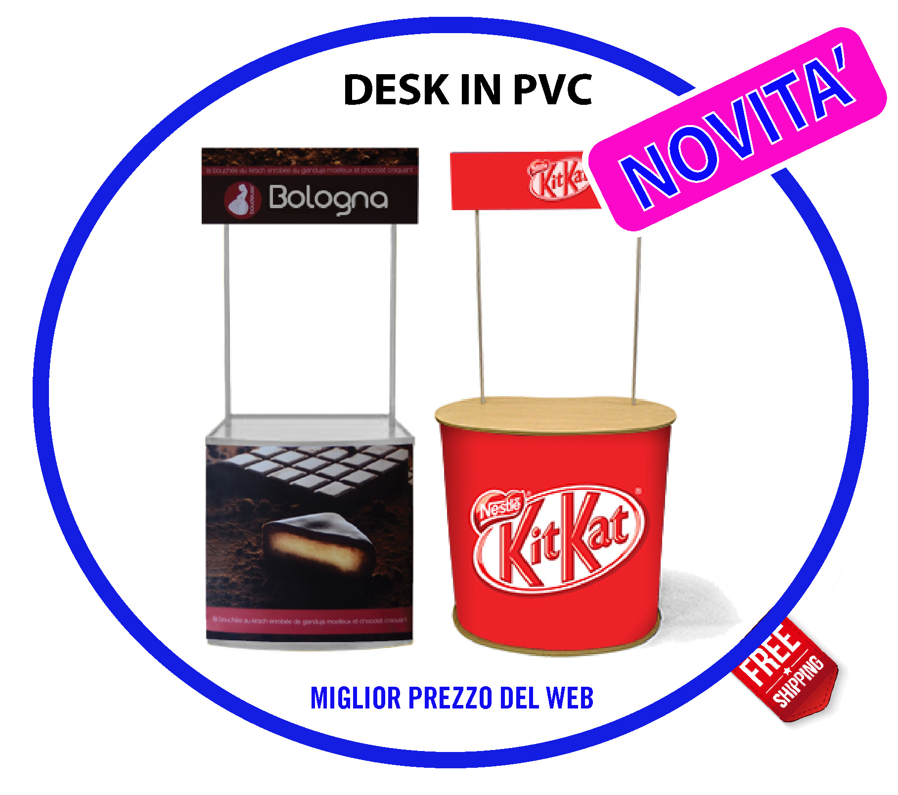 Desk Pvc