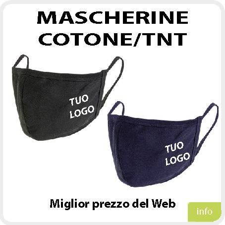 Mascherine in TNT