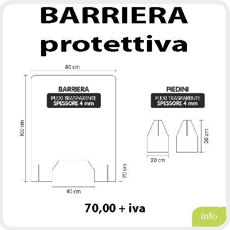 Barriera protettiva