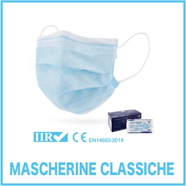 Mascherine Classiche