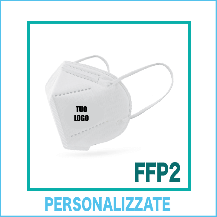 Mascherine FFP2 personalizzate