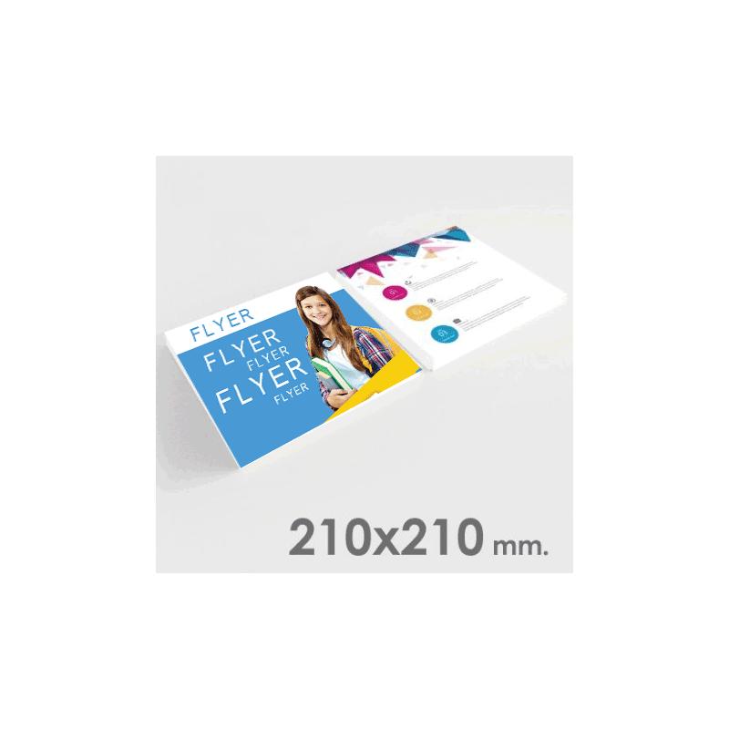 Volantini 210x210